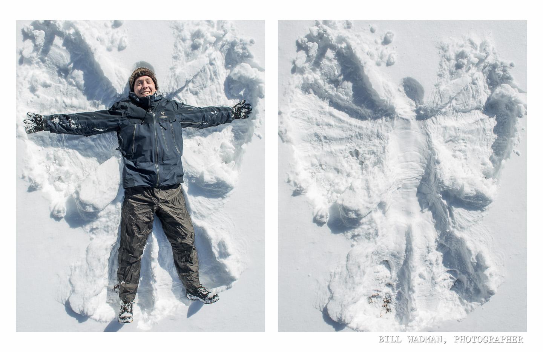 SnowAngelEvan