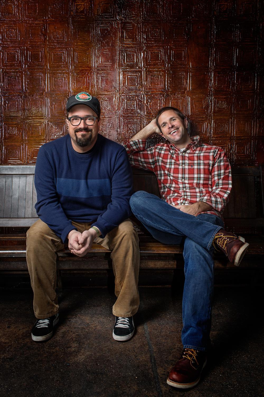 Josh Clark and Chuck Bryant - SYSK