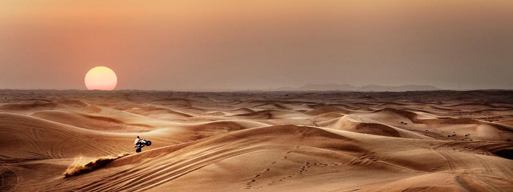 Arabian Desert - UAE