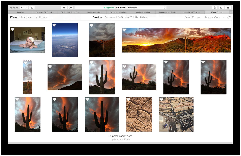 Yosemite + iOS 8.1: What Photographers Need to Know
