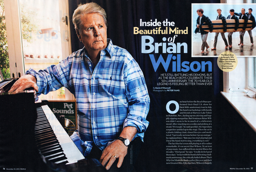 Inside The Beautiful Mind Of Brian Wilson Brian Wilson