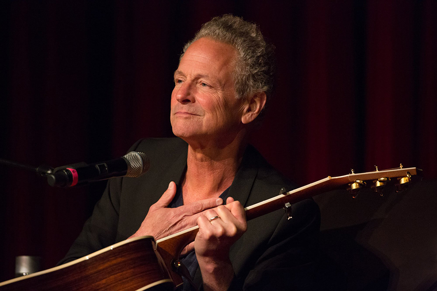 Lindsey Buckingham - The first time I heard Pet Sounds, I have to admit that I did a little bit of knee-jerk in the same way probably the record company and some other people did because it wasn't as accessible as Brian's songwriting approach had been up to that time. I'm not sure I fully appreciated that until years later (when) I started making records myself.