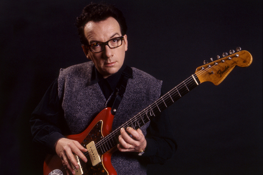 Elvis Costello - Last summer, I heard 'Don't Talk (Put Your Head On My Shoulder)' played on the cello. It sounded beautiful and sad, just as it does on Pet Sounds. So now you know, if all the record players in the world get broken tomorrow, these songs could be heard a hundred years from now.