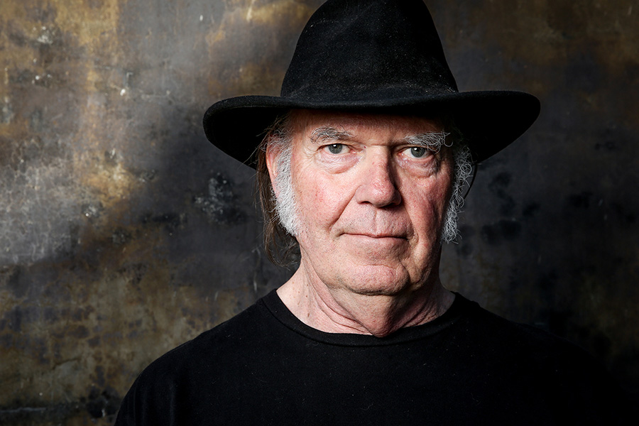 Neil Young - He's like Mozart or Chopin or Beethoven or something. This music will live forever. It's going to be these melodies and these words, and it's just fantastic. I can't describe it. There's very few writers I feel the emotional and spiritual contact with that I feel with Brian.