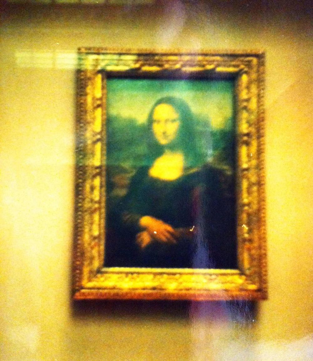 Mona Lisa, 1503-1506    Leonardo Da Vinci