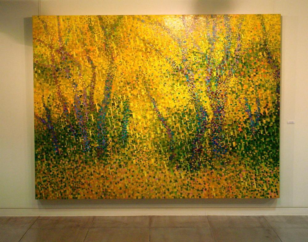 Yellow       Insa Art Centre, Seoul