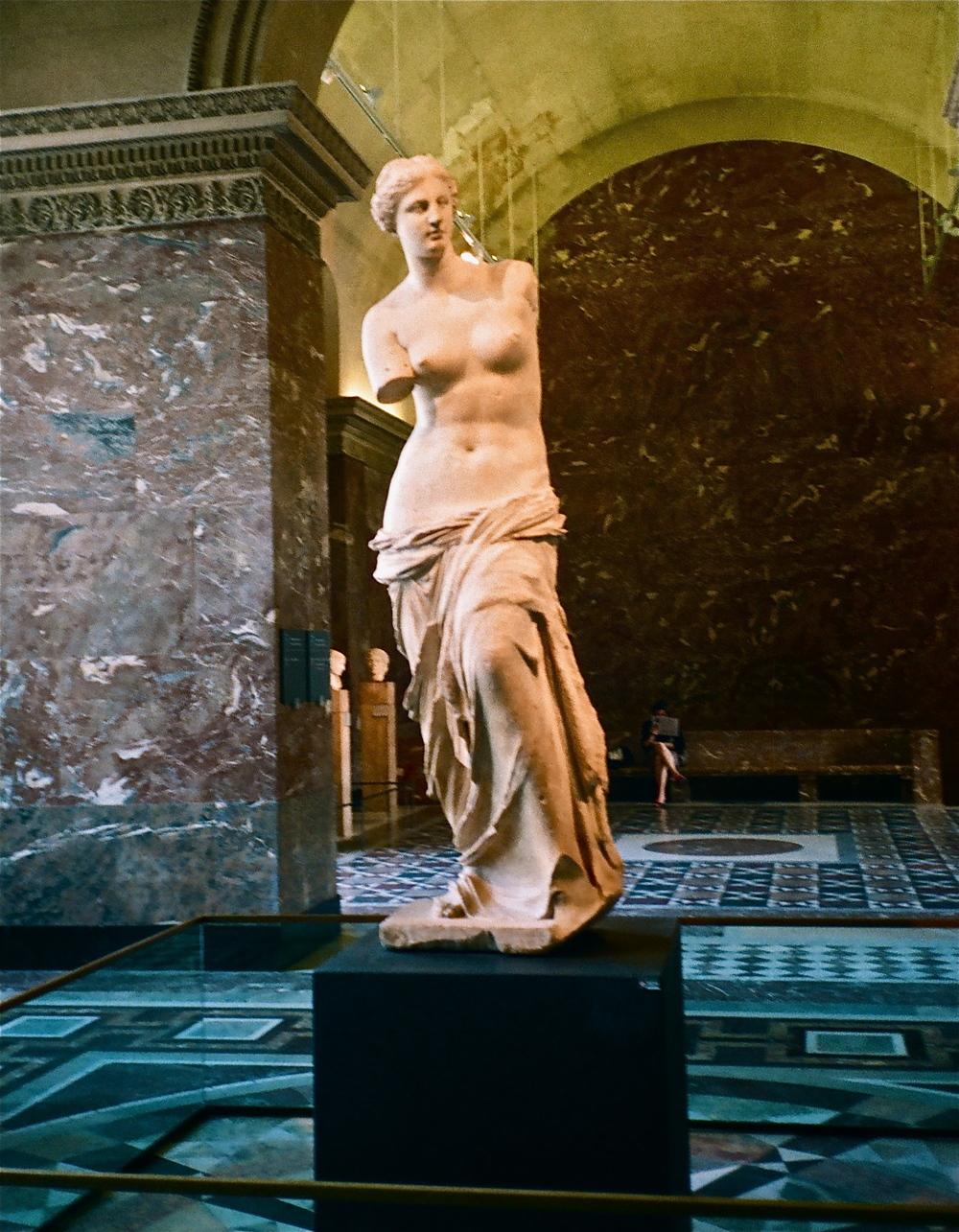 Venus de Milo (Aphrodite of Melos), circa 150 BCE