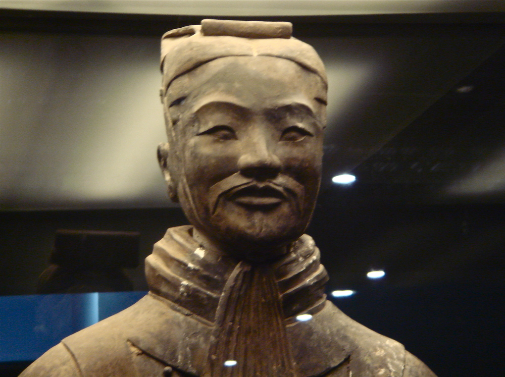 Visiting the Terracotta Warriors in Xian