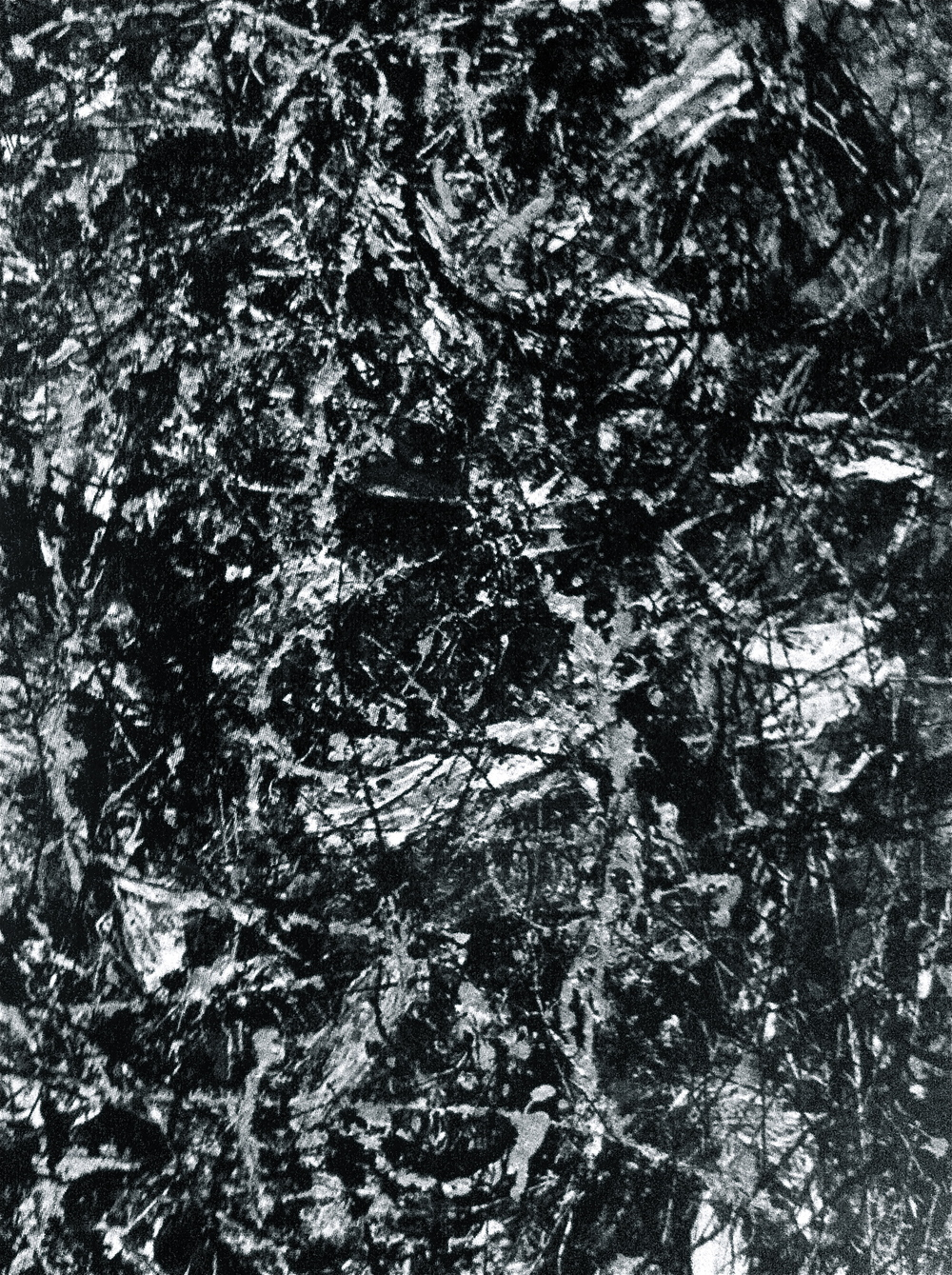 Full Fathom Five (detail), 1947      Jackson Pollock — New York, USA