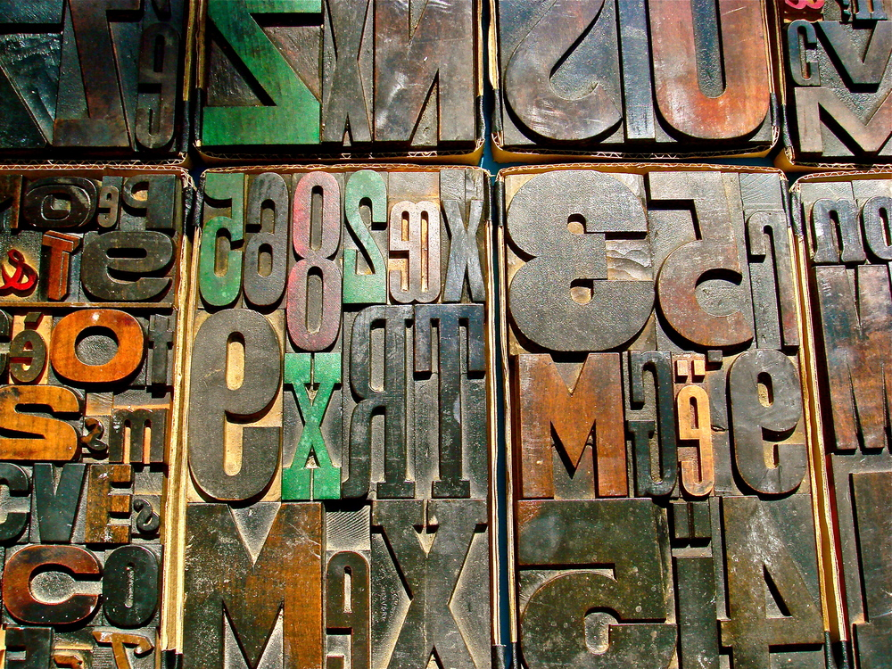 Printing Blocks             Paris, France