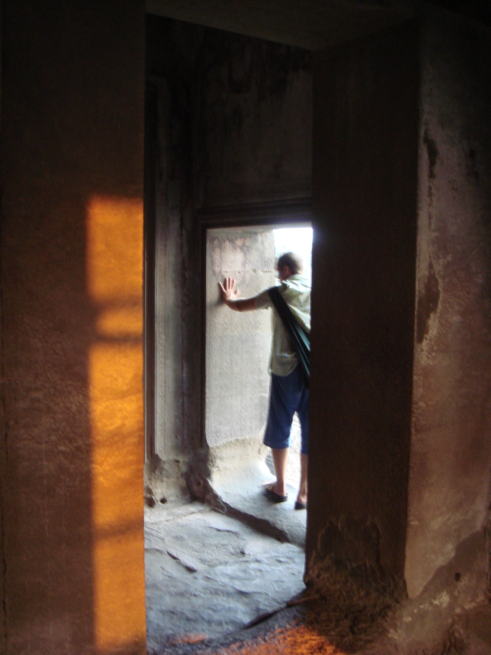 Ben — Angkor Wat, Cambodia