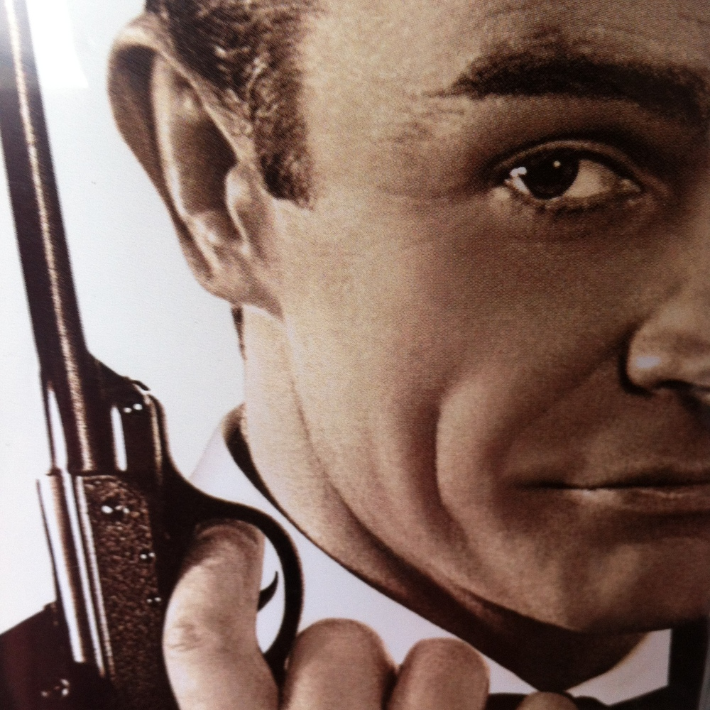 Who was the real James Bond?