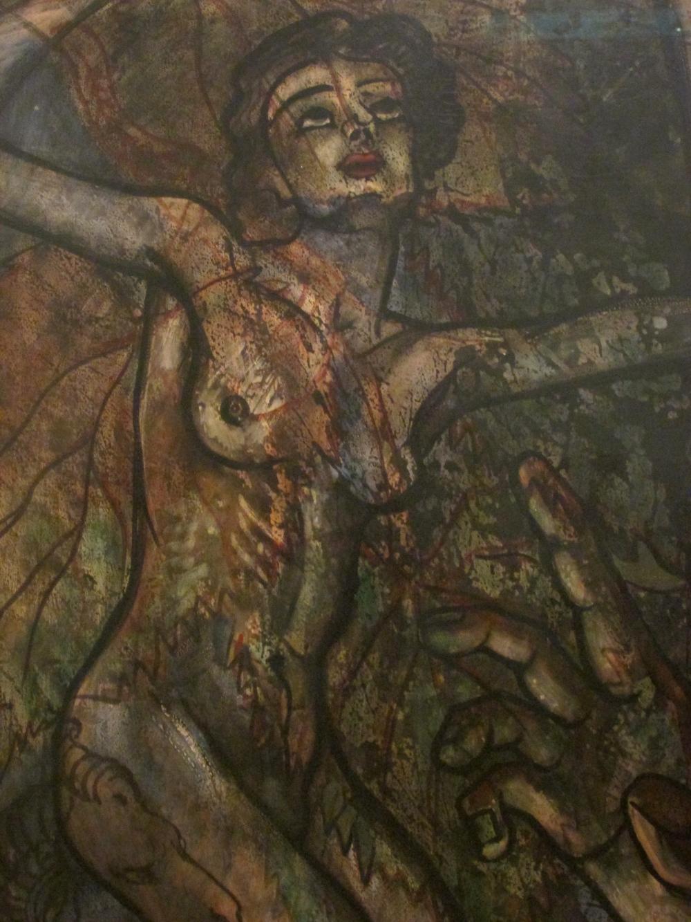Otaiti, 1930 (detail)   Francis Picabia
