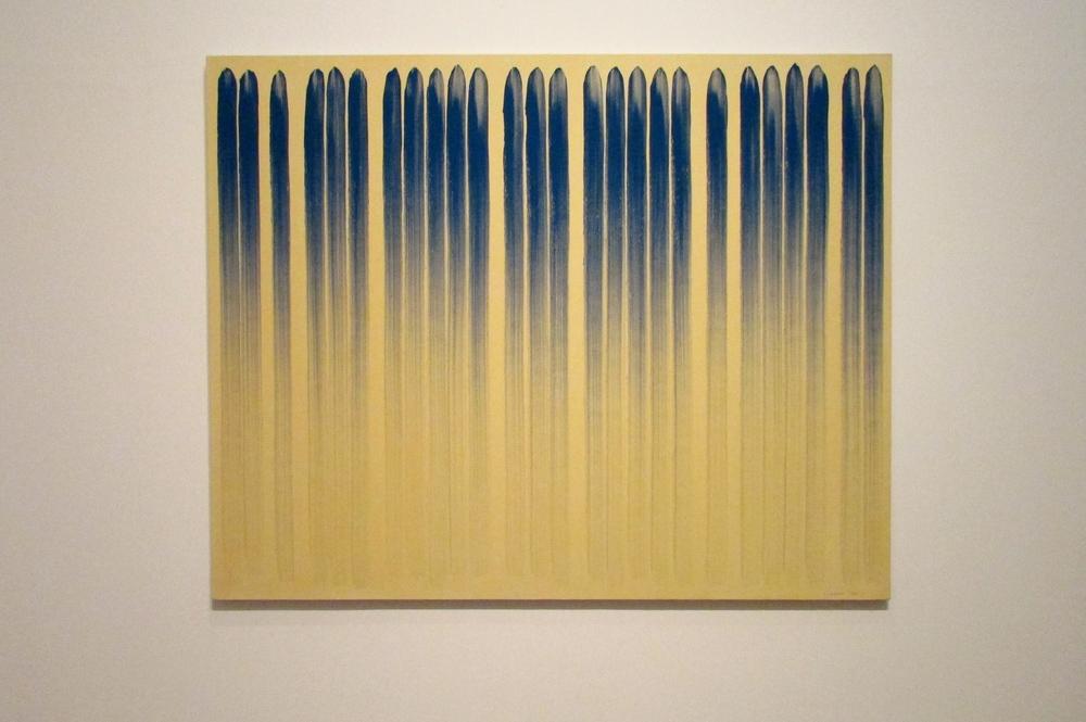 From Line, 1978   Lee Ufan