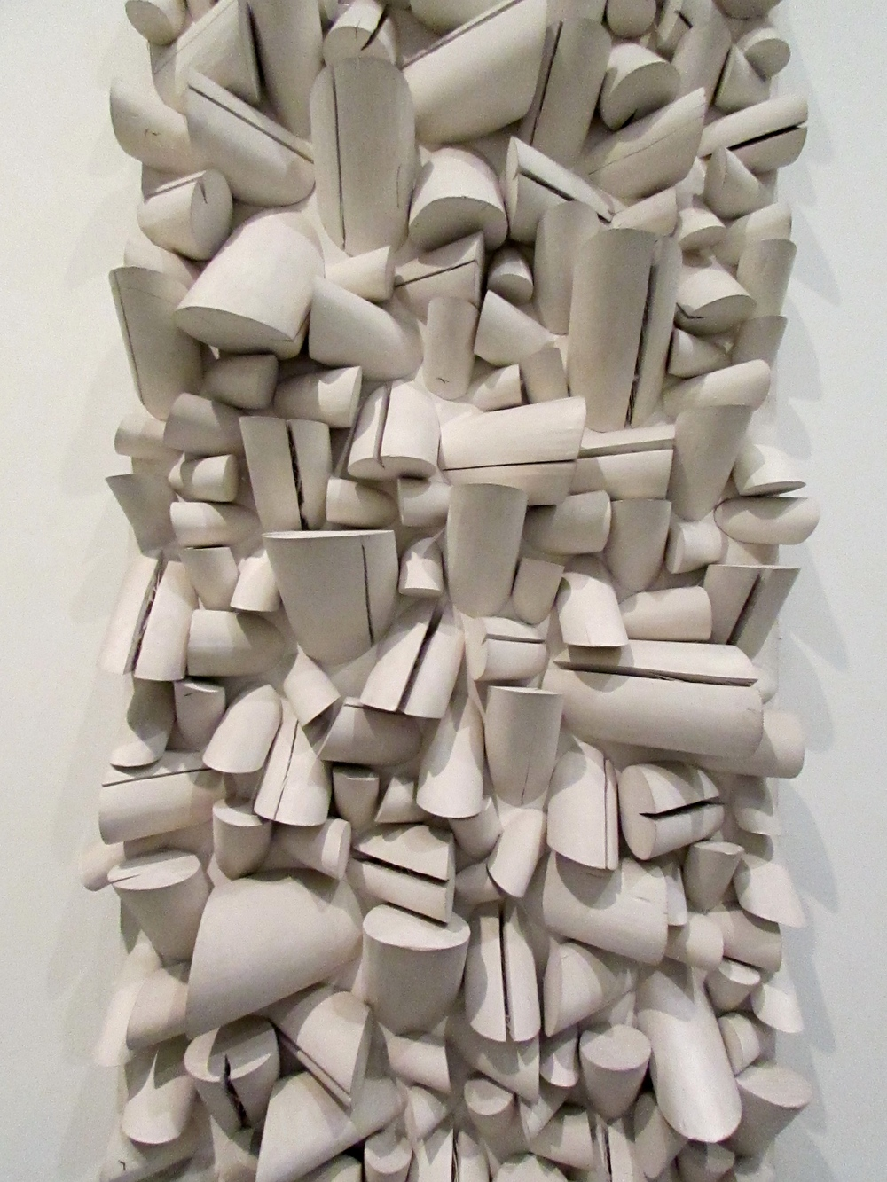Large Split Relief No. 34/4/74, 1964-5      Sergio Camargo