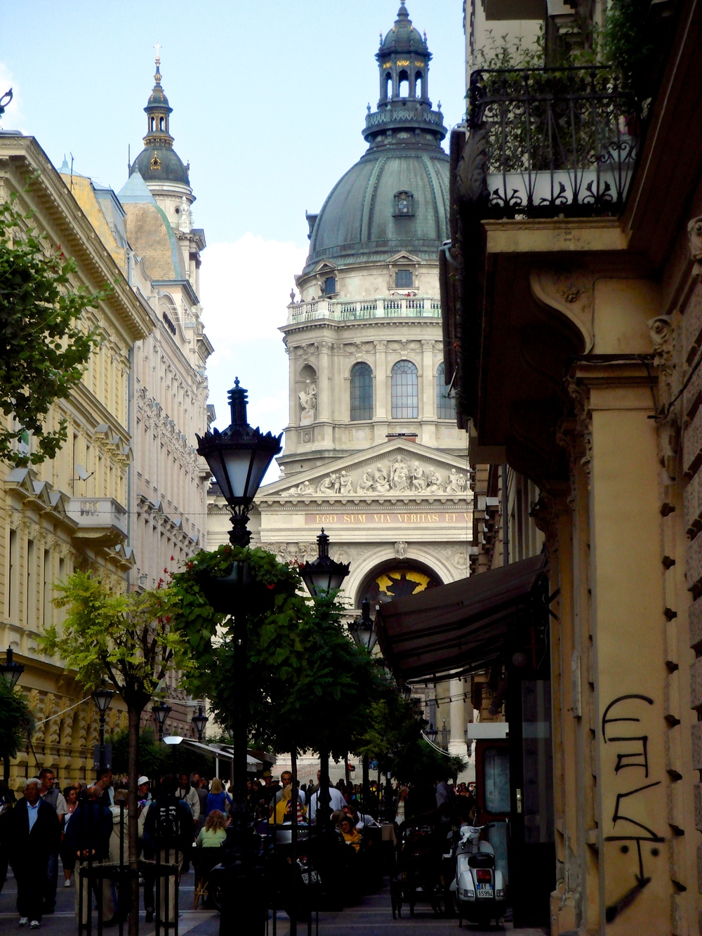 St. Stephen's Basilica in Budapest, Hungry