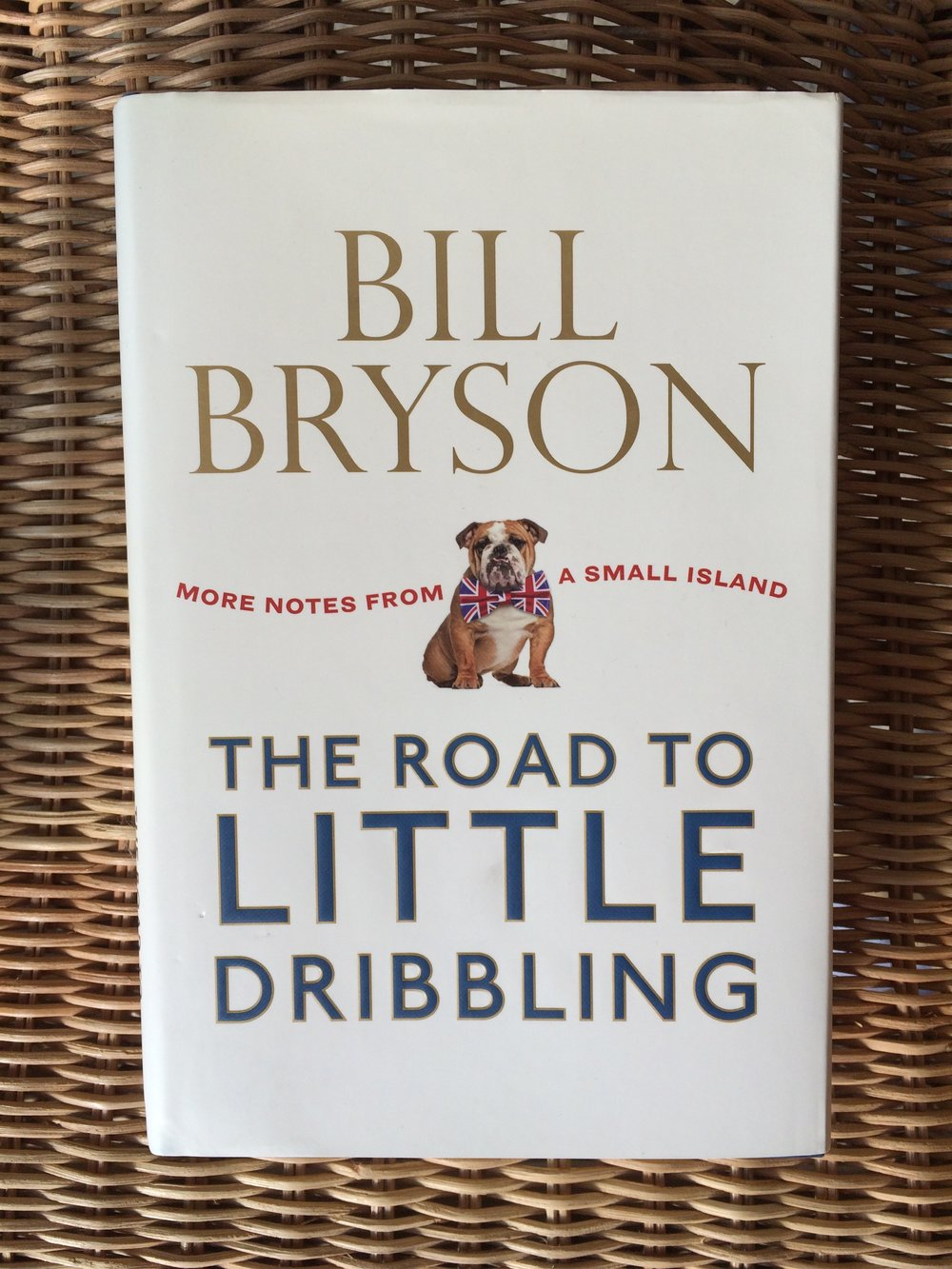 The Road To Little Dribbling Book Review