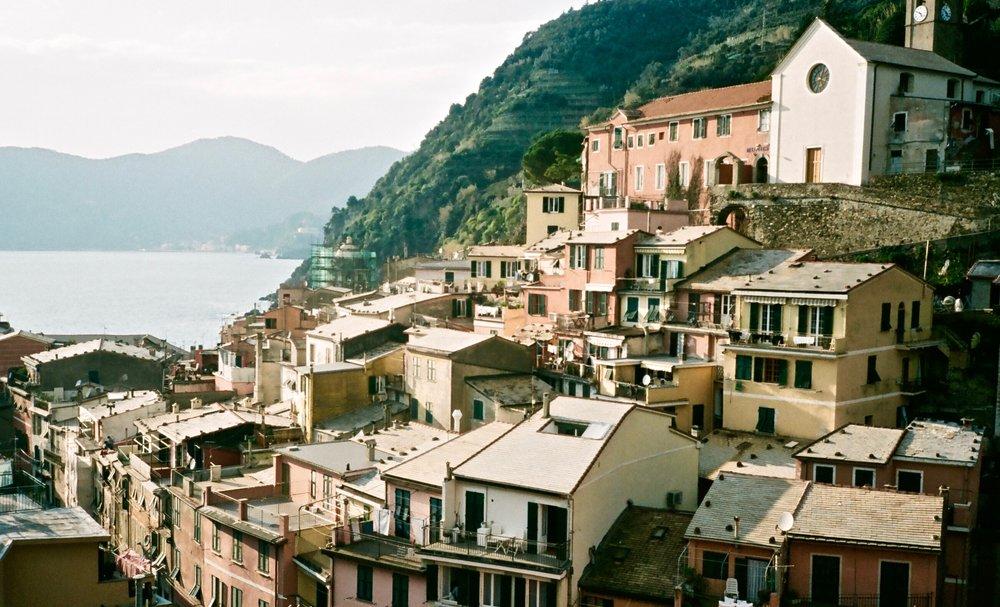 The Italian Coast