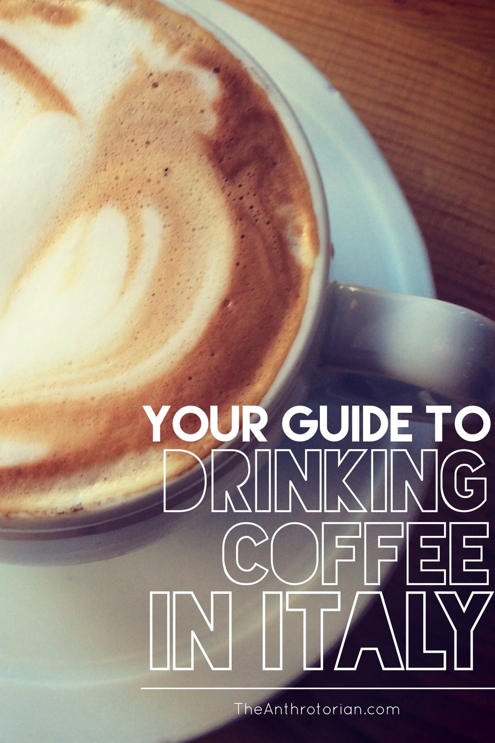 Guide To Drinking Coffee In Italy