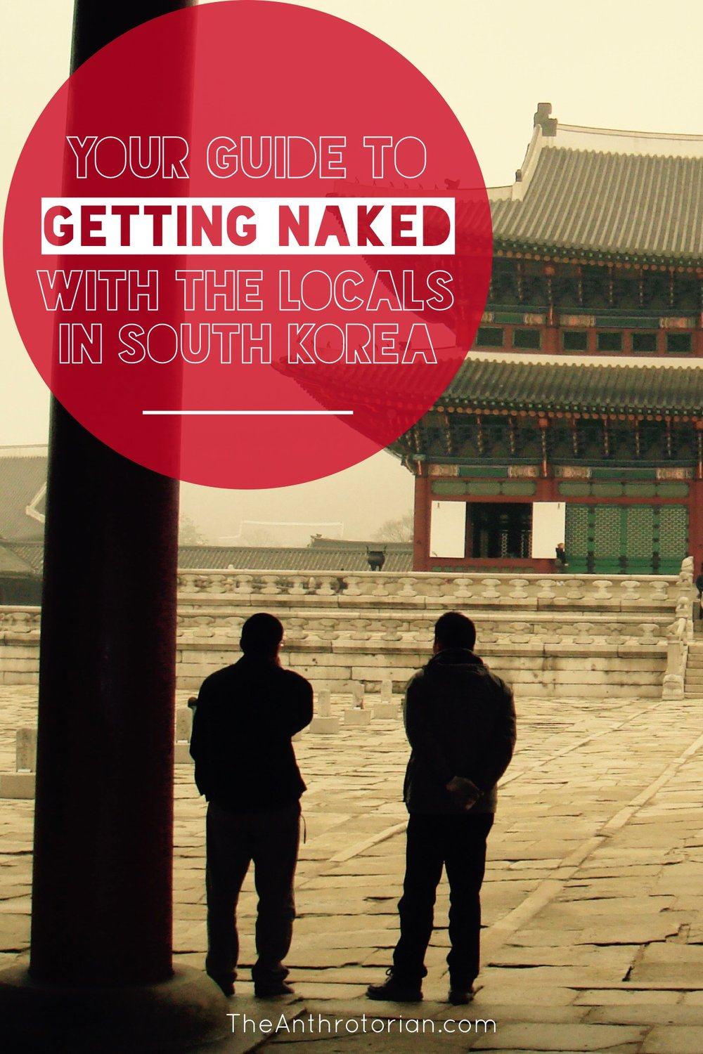 Guide To The South Korean Bathhouse