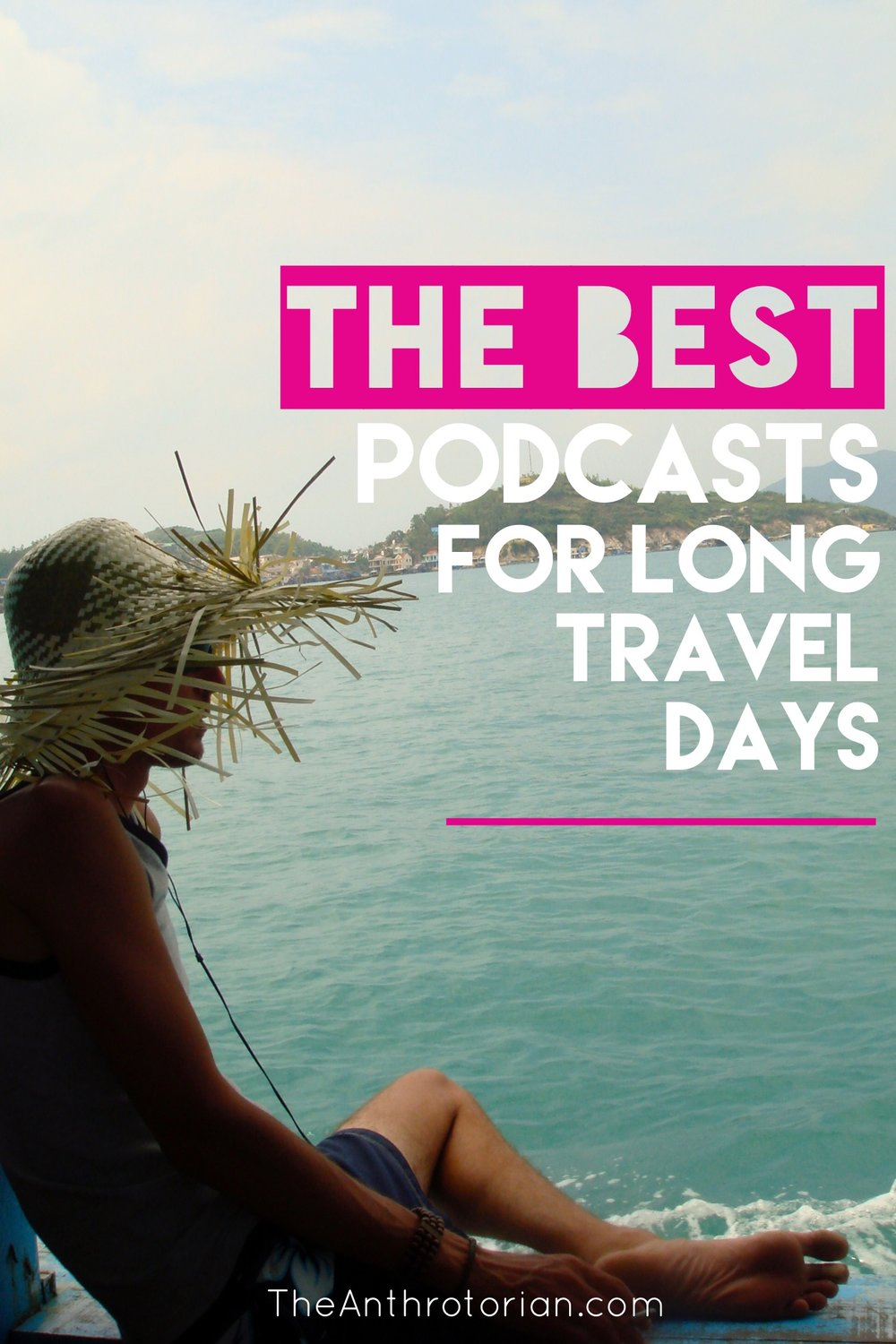 The Best Podcasts for Travelling