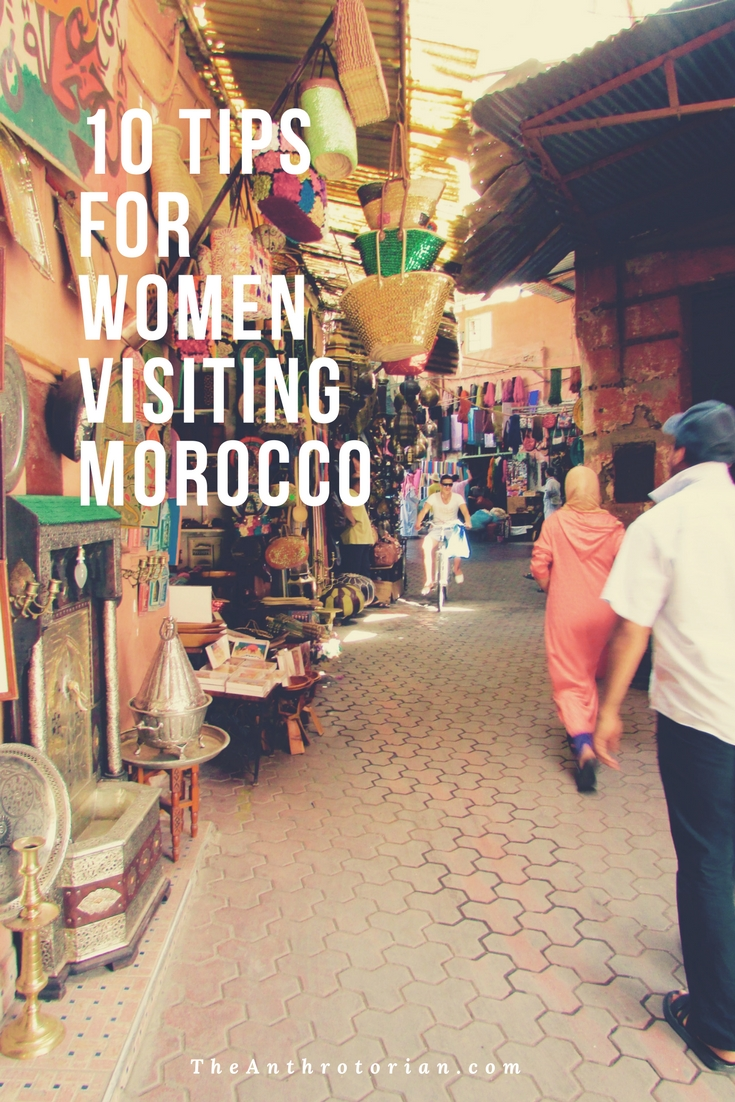 Tips For Female Travellers in Morocco