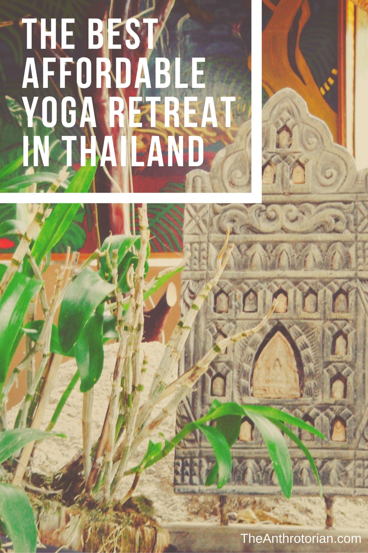 My favourite yoga retreat in Thailand | The Sanctuary