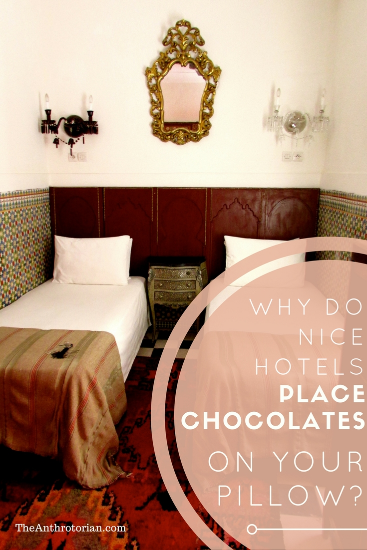 Chocolates on Your Pillow