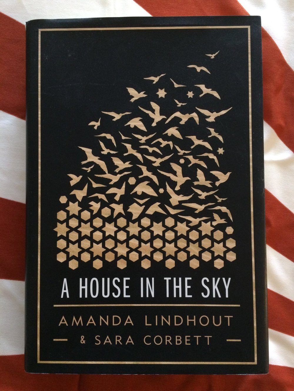 Reads For The Road: A House in The Sky by Amanda Lindhout