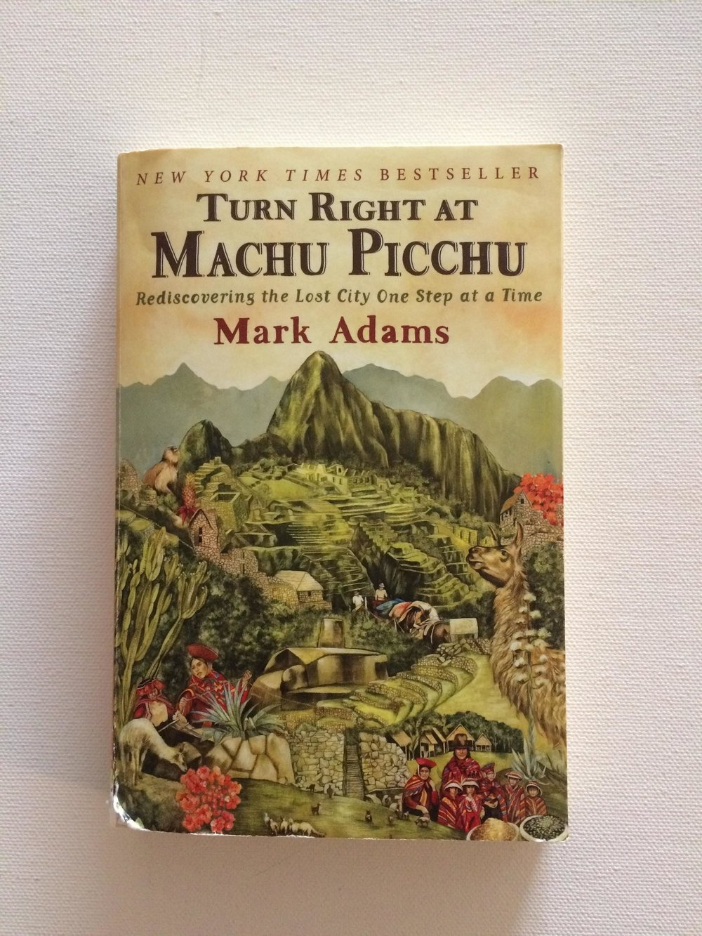 Turn Right At Machu Picchu Book Review
