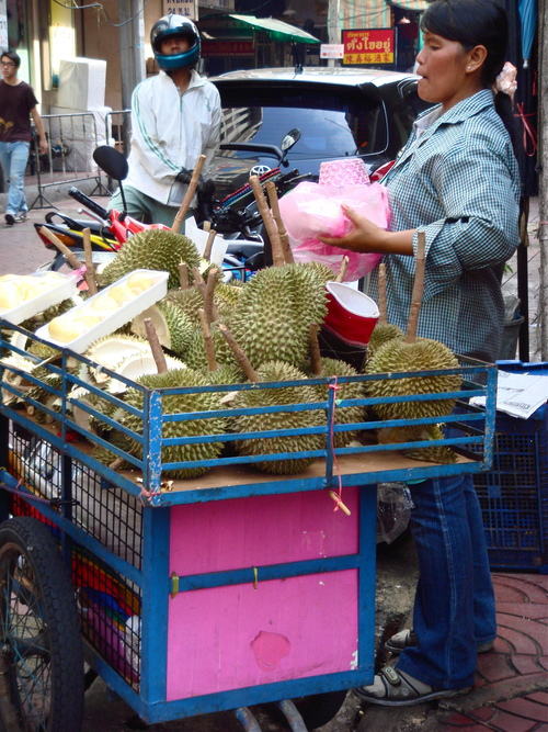 Durian Fruit: It Smells Like Roadkill But Tastes Delicious. Would You Try It?