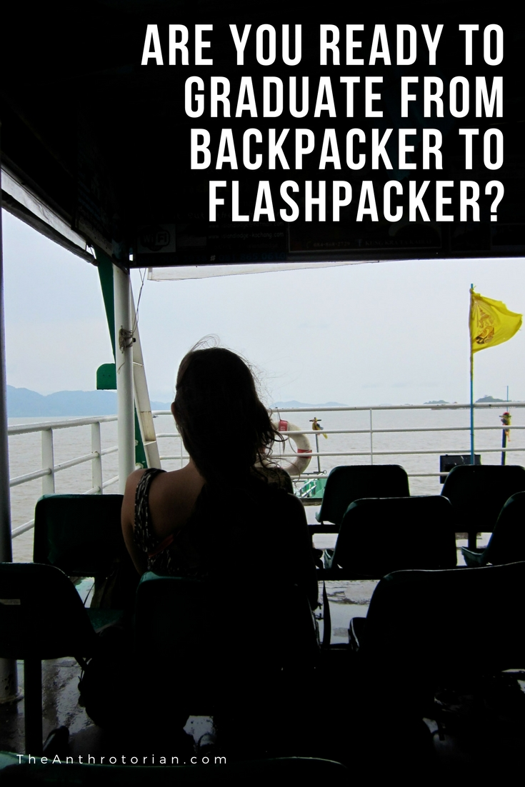 Are you a backpacker or a flashpacker