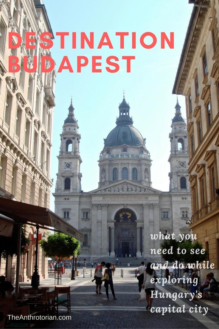 Destination Budapest