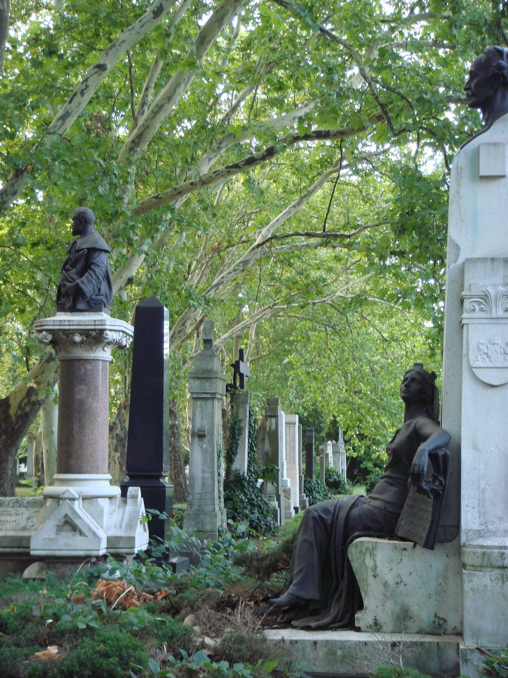 Unconventional Tourist Attraction: Exploring European Cemeteries