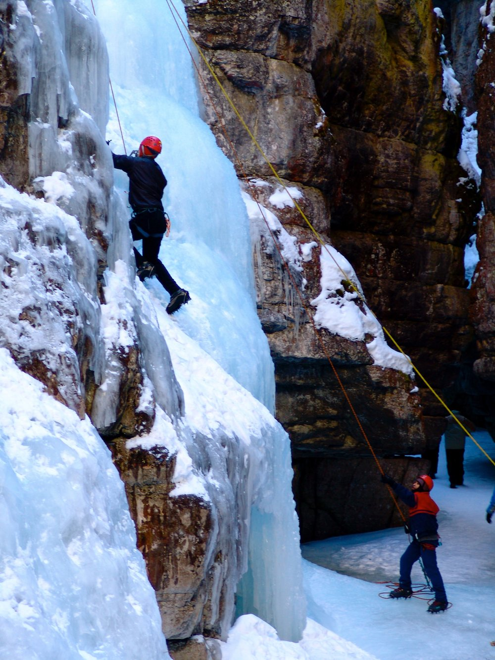 Why Maligne Canyon Will Make You Want to Head North For The Winter