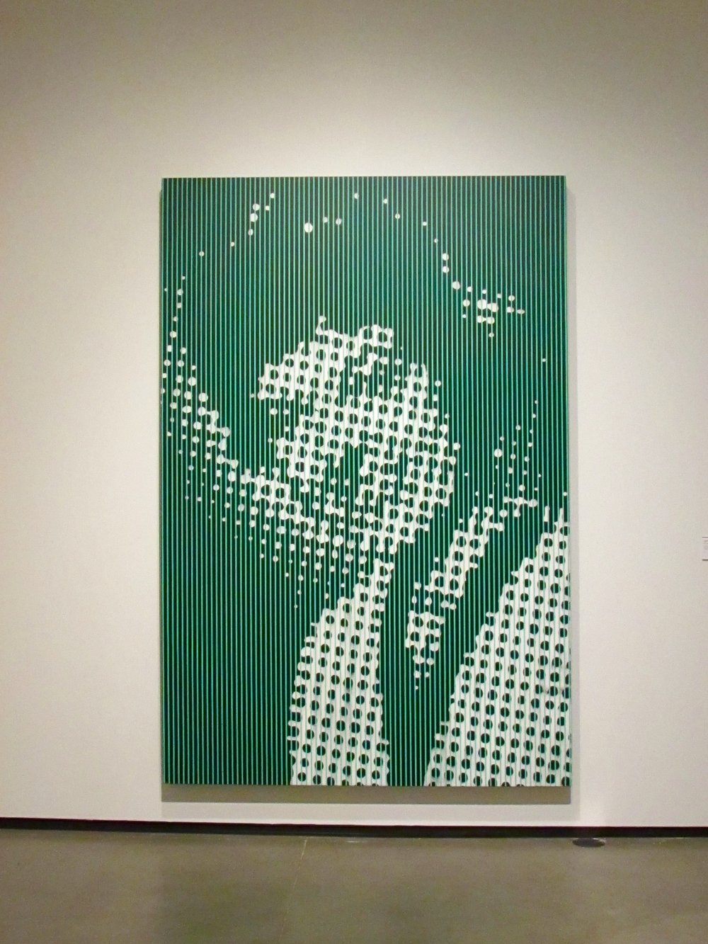 Large Green Woman, 1991