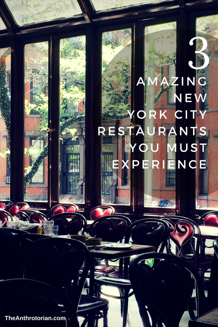 Must-Eat At Restaurants in New York City