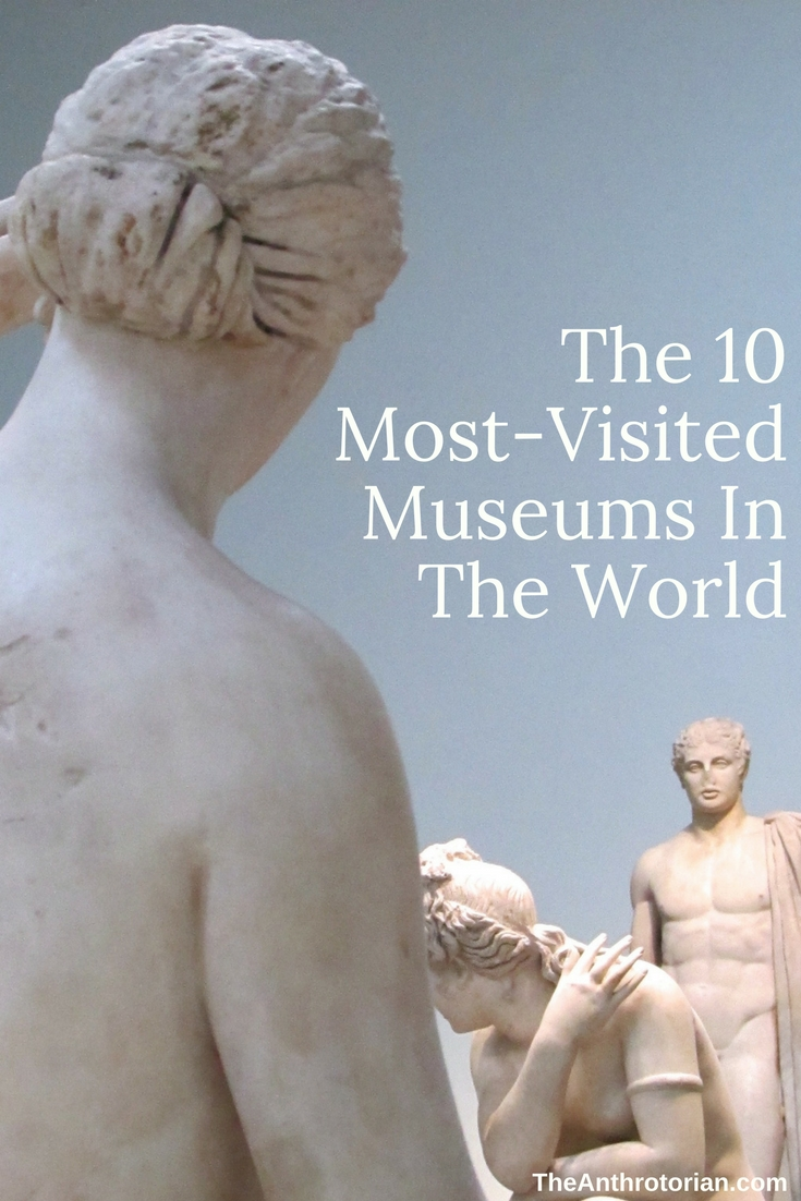 The 10 Most-Visited Museums In The World