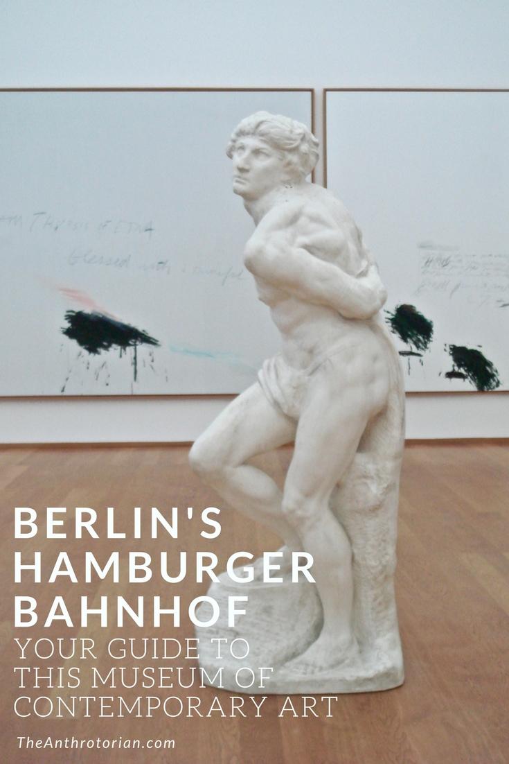 Berlin's Hamburger Bahnhof