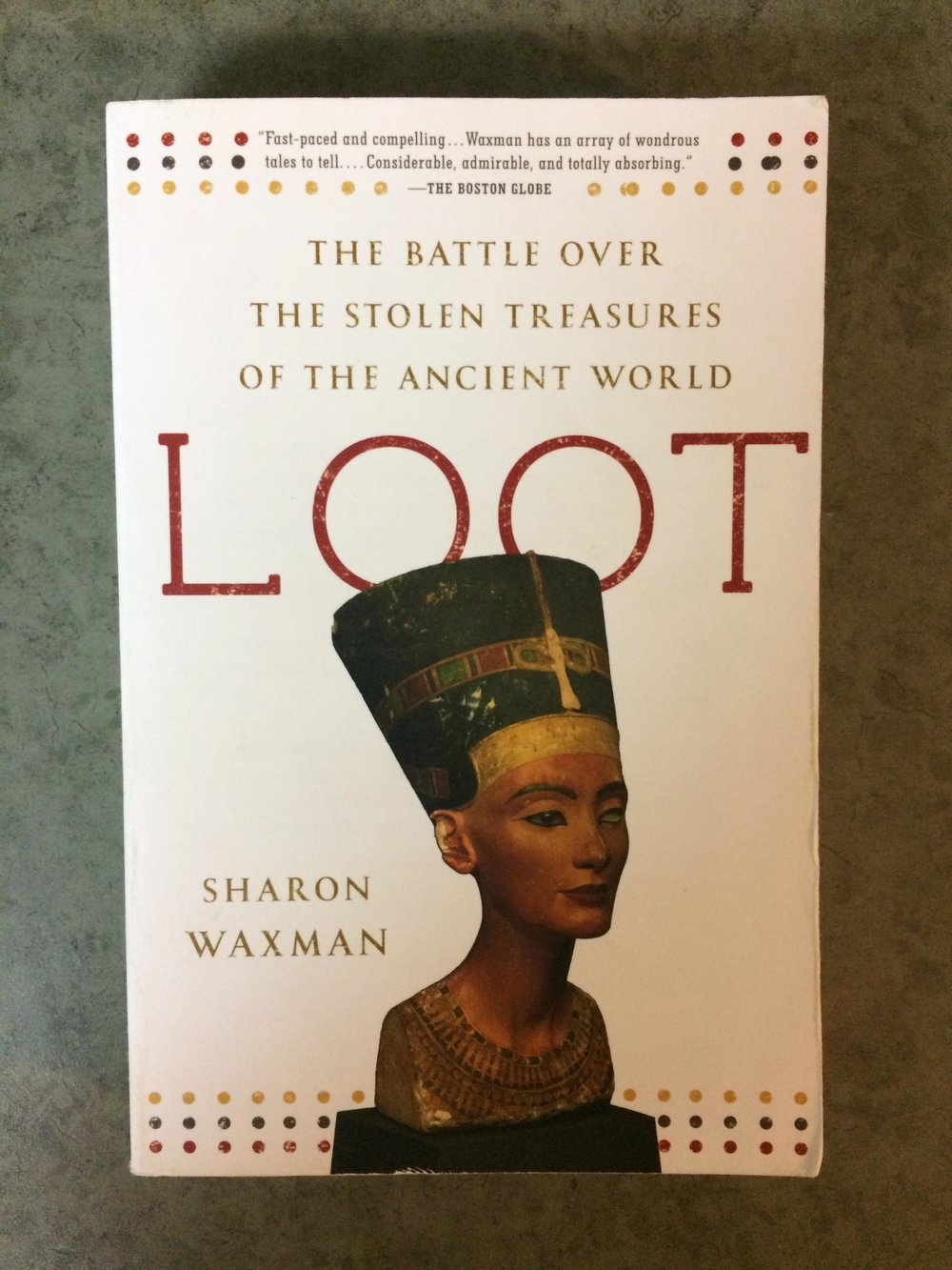 Loot Book review
