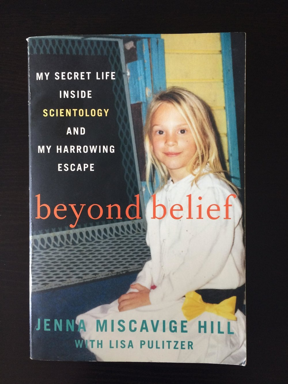 Beyond Belief (Scientology escape story)