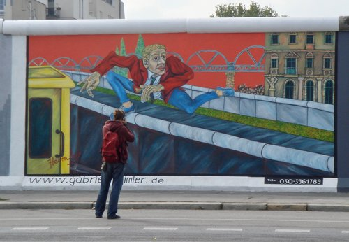 Your Guide To The Berlin Wall\'s East Side Gallery — The Anthrotorian