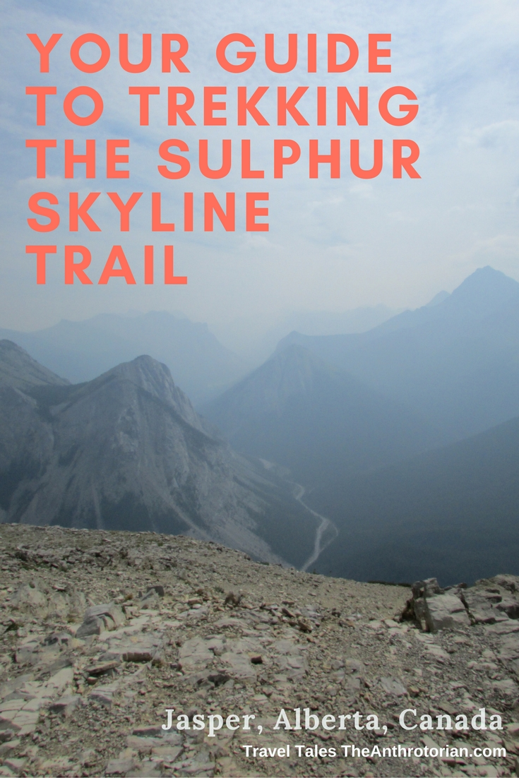 Sulphur Skyline Trail Hiking Guide