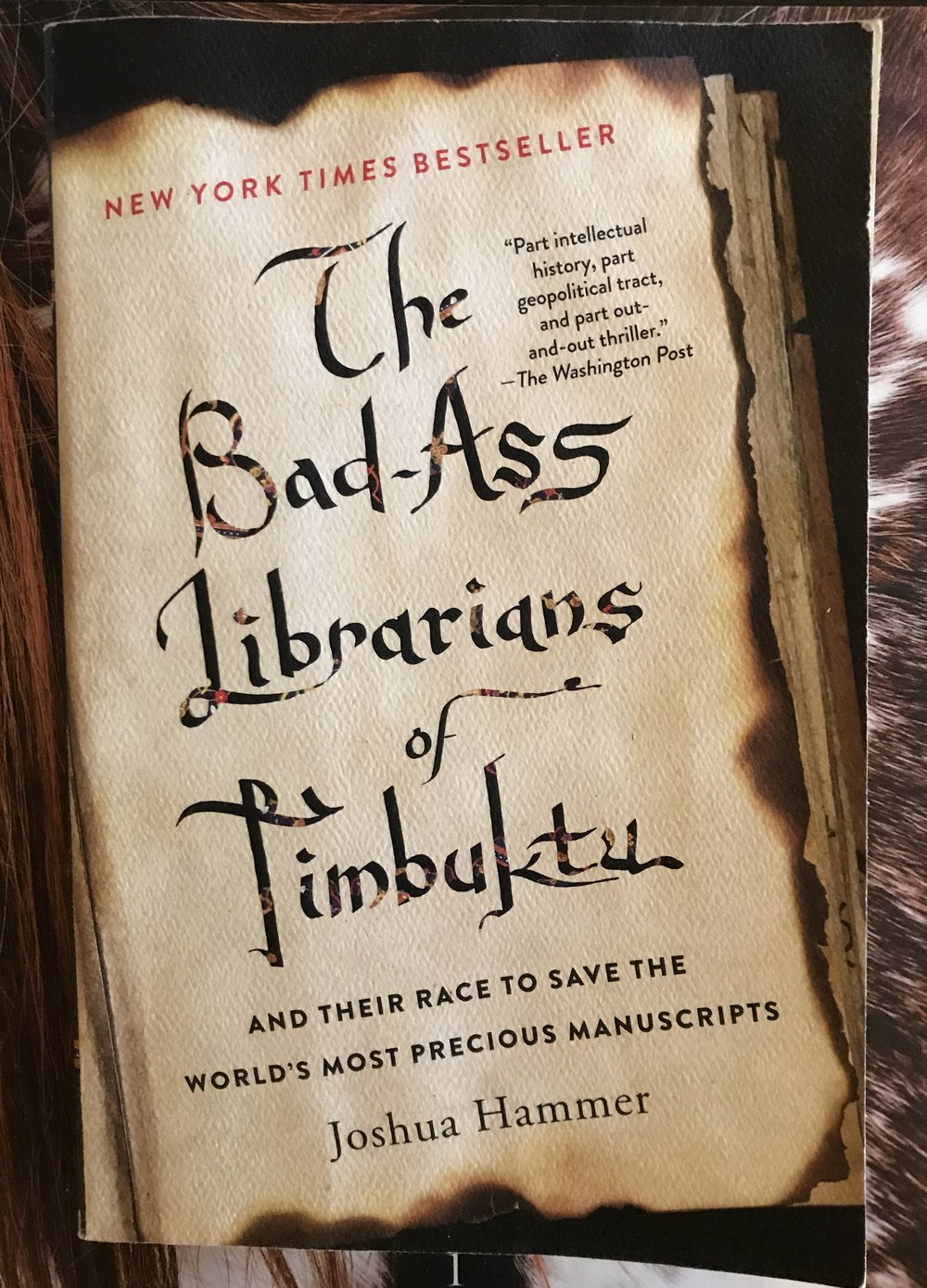 Bad Ass Librarians of Timbuktu