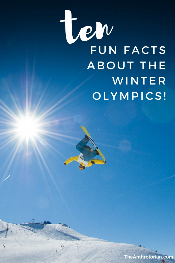 Fun Facts About The Winter Olympics