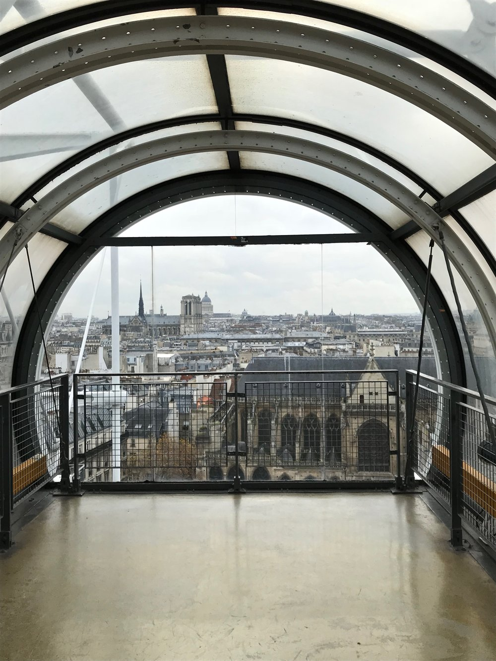 Photos that will make you want to visit the Centre Pompidou