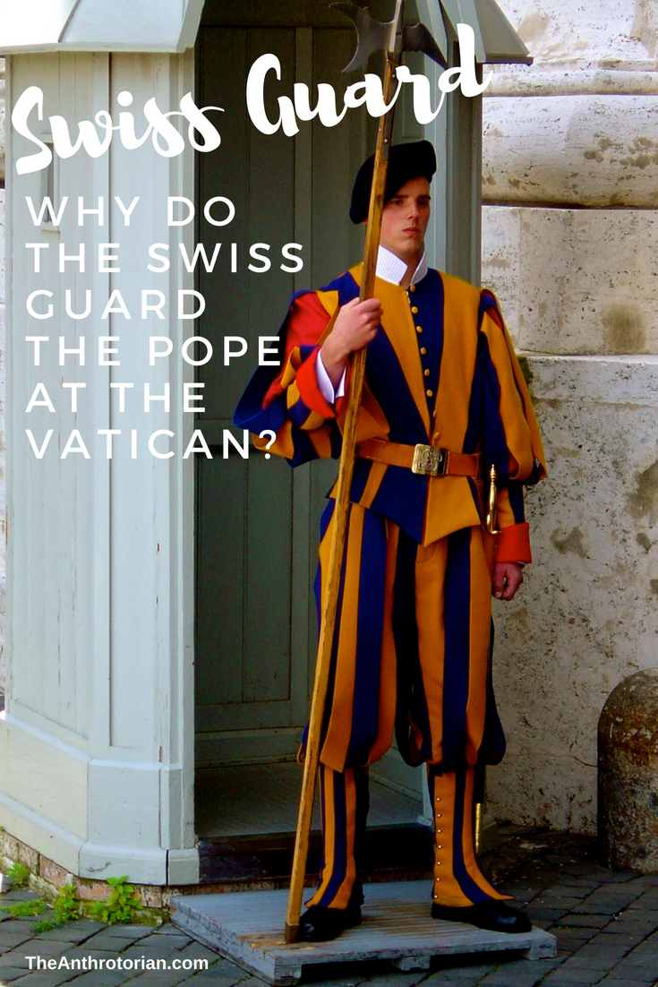 The Vatican Swiss Guard