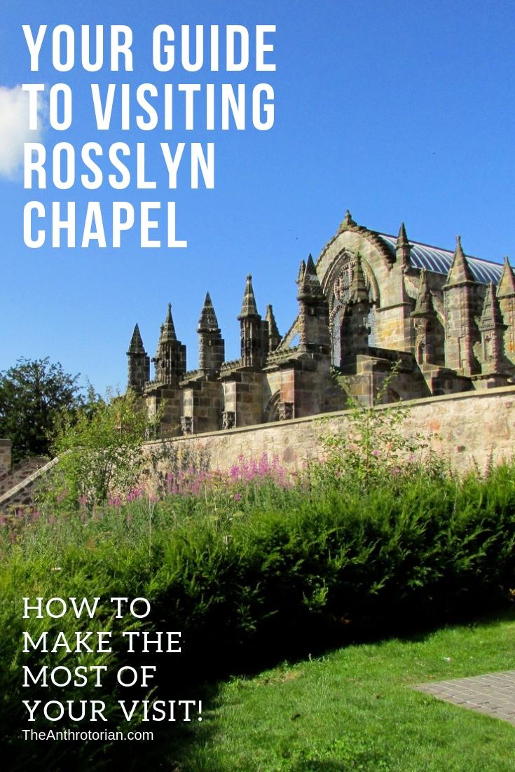 Visiting Rosslyn Chapel