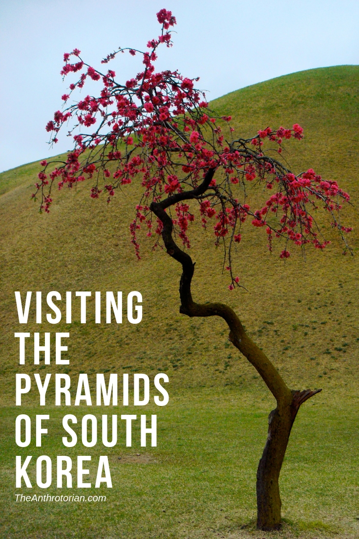 Visiting the pyramids of South Korea