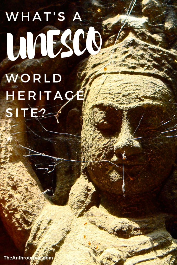 What's a UNESCO World Heritage Site